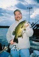 Grilling or baking walleye fillets with skin on fishing for Bay de noc fishing report